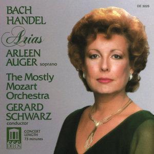 Bach/Händel/Grosse Arien