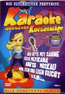 Karaoke - Deutsche Kultschlager (Vol. 1)