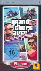 GTA Vice City Stories -Grand Theft Auto- PLATINUM