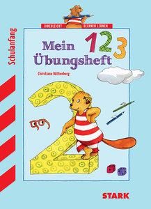 Training Vorschule - Mathematik Mein 123 Übungsheft