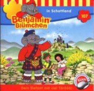 Benjamin Blümchen 107 ... in Schottland