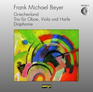 Griechenland/Trio fur Oboe,Viola und Harfe/Di