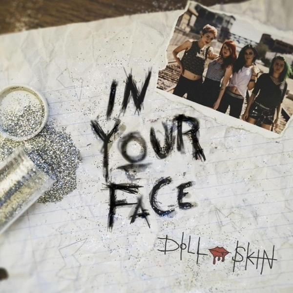 In Your Face EP - zum Schließen ins Bild klicken