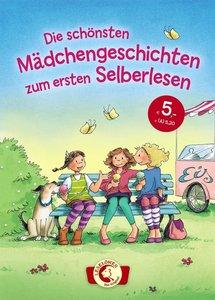 Leselöwen - Das Original: Die schönsten Mädchengeschichten zum e