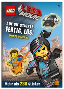 The LEGO Movie. Auf die Sticker, fertig, los!