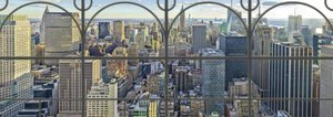 Ravensburger 17837 - New York City Window, 32000 Teile Puzzle