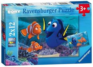 Ravensburger Puzzle Disney Pixar Findet Dorie - Unterwegs im Mee