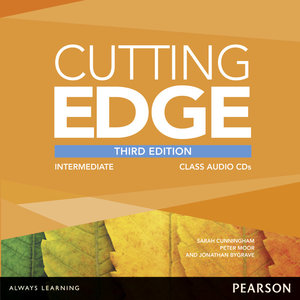 Cutting Edge Intermediate Class CD