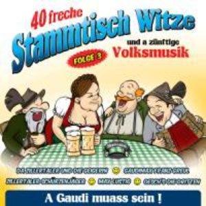 40 freche Stammtischwitze-Folge 3