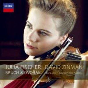 Dvorak Violinkonzert,Bruch Violinkonzert