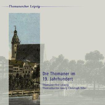 Die Thomaner Im 19.Jh. - zum Schließen ins Bild klicken