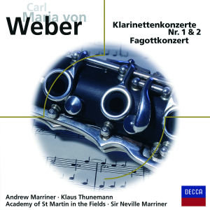 Klarinettenkonzert 1 & 2,Fagottkonzert
