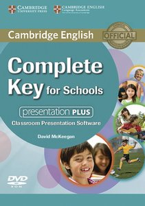 Complete Key for Schools. Presentation Plus DVD-ROM