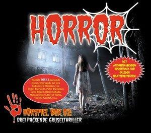 Horror Hörspiel Box 02-Drei Packende Gruselthrille