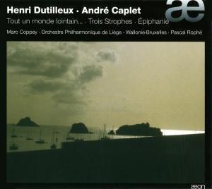 (Tout Un Monde Lont./Trois Strophes/Ephiphanie