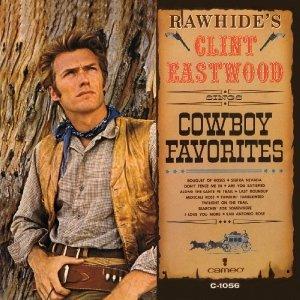 Rawhide's Clint Eastwood