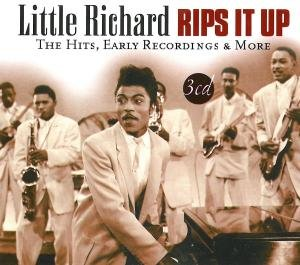 Rips It Up-The Hits,Early Record