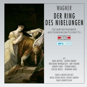Der Ring Des Nibelungen MP3-Oper