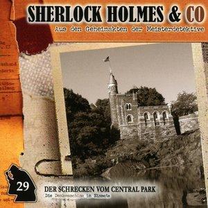 Der Schrecken Vom Central Park-Vol.29