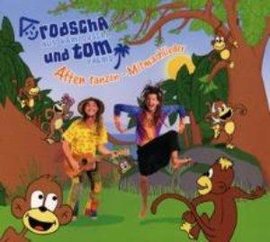 Affen Tanzen
