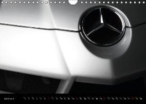 The Stirling Moss (Wall Calendar 2015 DIN A4 Landscape)