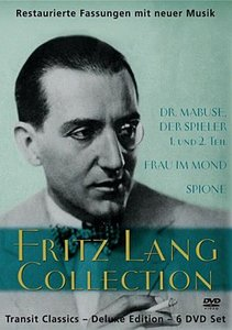 Fritz Lang Collection