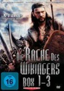 Die Rache des Wikingers-Box (DVD)