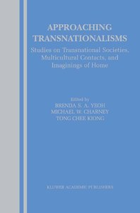Approaching Transnationalisms