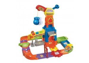 VTech 80-146604 - Tut Tut Baby Flitzer: Baustelle