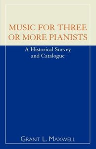 Music for Three or More Pianists