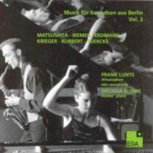 Musik f.Saxophon Aus Berlin vol.3