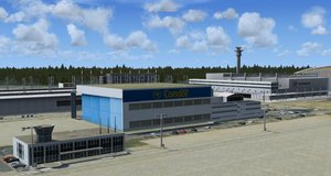 Flight Simulator X - Mega Airport Frankfurt V2.0