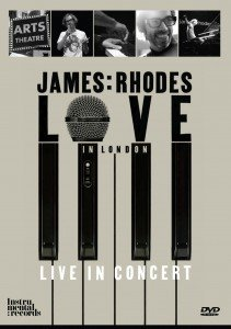LOVE in London-James Rhodes live in Concert