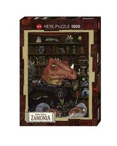 Standardpuzzle Lindworm Poet 1000 Teile