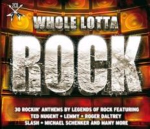 Whole Lotta Rock-Tribute To Rock Music