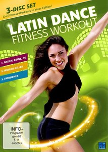 Latin Dance Fitness Workout - Gesamtedition