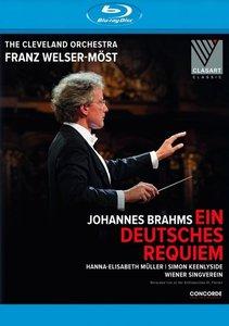 Johannes Brahms Ein deutsches Requiem (Blu-ray)