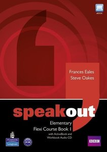 Speakout Elementary Flexi Course Book 1