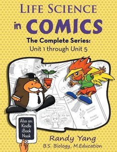 Life Sciences in Comics, the Complete Series