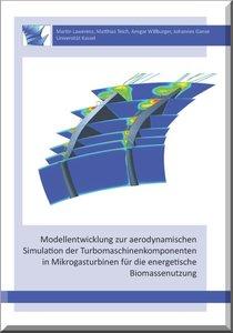 Modellentwicklung zur aerodynamischen Simulation der Turbomaschi