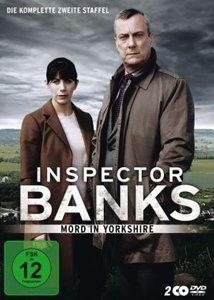 Inspector Banks - Die komplette 2. Staffel