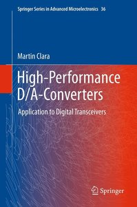 High-Performance D/A-Converters