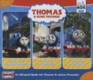 Thomas und seine Freunde. Box 05
