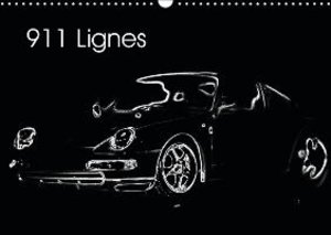 911 Lignes (Calendrier mural 2015 DIN A3 horizontal)