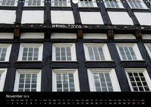 Window Facades (Wall Calendar 2015 DIN A3 Landscape)