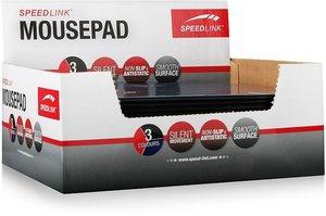 Speedlink SL-6201-SBK MOUSEPAD BASIC, schwarz