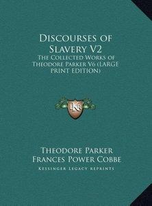 Discourses of Slavery V2