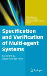 Specification and Verification of Multi-agent Systems