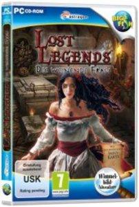 Lost Legends: Die weinende Frau (Wimmelbild)