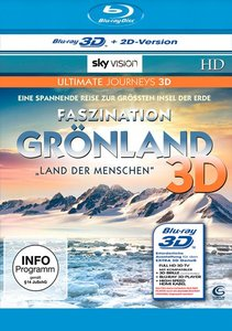 Faszination Grönland 3D - Land der Menschen